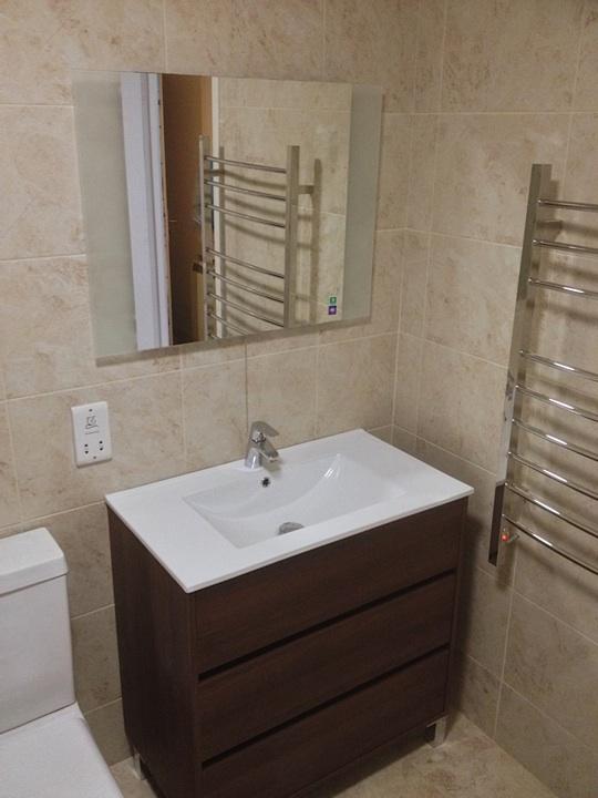 Ensuite and main bathroom remodel monkstown d n for Bathroom design dublin