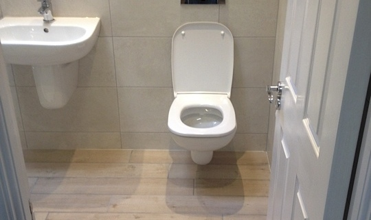 Main bathroom renovation dundrum co dublin cleary for Bathroom design dublin