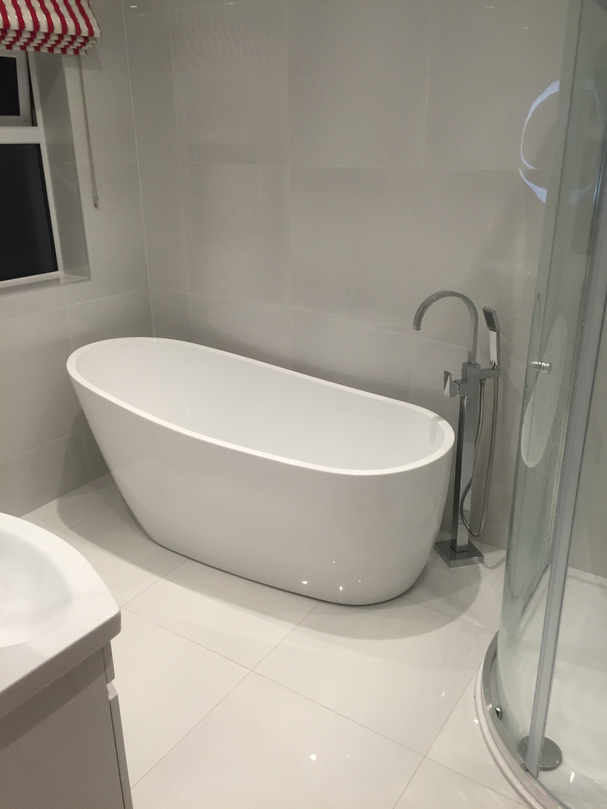Bathroom design gallery by cleary bathroom design dublin for Bathroom design dublin