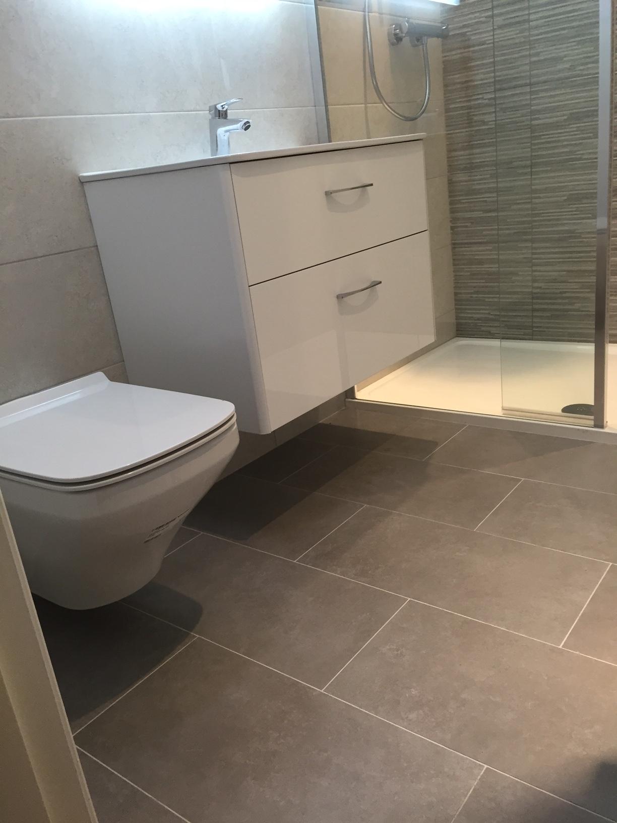 Bathroom Renovation Kildare wc and ensuite design - rathangan, kildare | cleary bathroom design