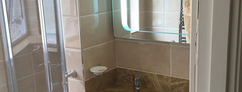 Bathroom Terenure Co.Dublin Bathroom Fitter And Tiler Cleary Bathroom Design We were called to this home to relieve this bathroom of its powder pink suite.