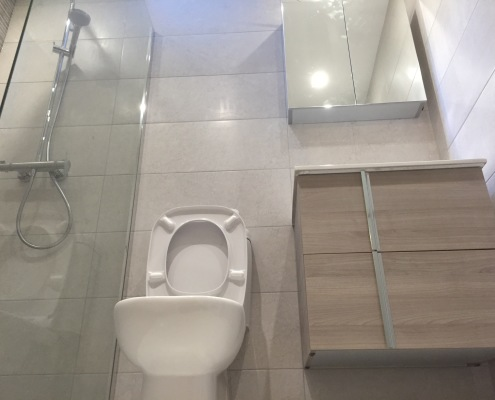 Main Bathroom Rathfarnham Co.Dublin By Bathroom Fitters Cleary Bathroom Design