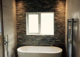 Kilcoole Main Family Bathroom - Cleary Bathroom Design