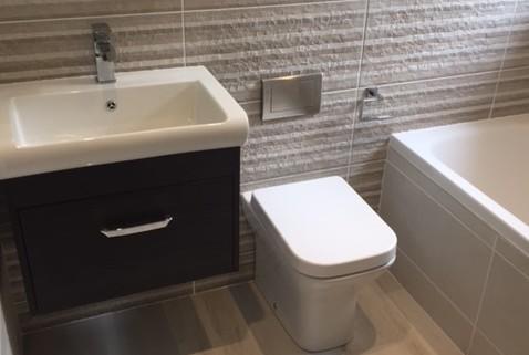 Bathroom Refit Blanchardstown Cleary Bathroom Design - Bathroom refit
