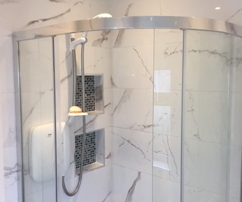 Bathroom Design Dublin - Raheny