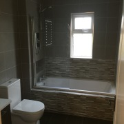 Bathroom design project completed by Cleary Bathroom Design Co.Kildare