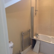 Before & after - Cleary bathroom design