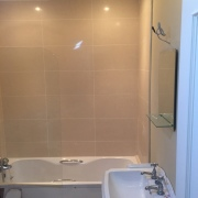 Bathroom before - Cleary Bathroom Design