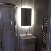Main bathroom renovation - Cleary Bathroom Design