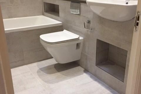 Bathroom interior design - cleary bathroom design