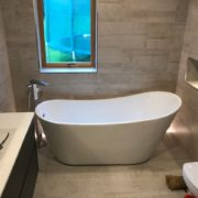 Cleary Bathroom Design - modern freestanding bath delgany Wicklow